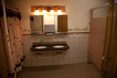 Couples Room-Restroom-Shower-Area-Sinks