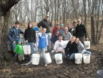 Maple Syrup Volunteer Group