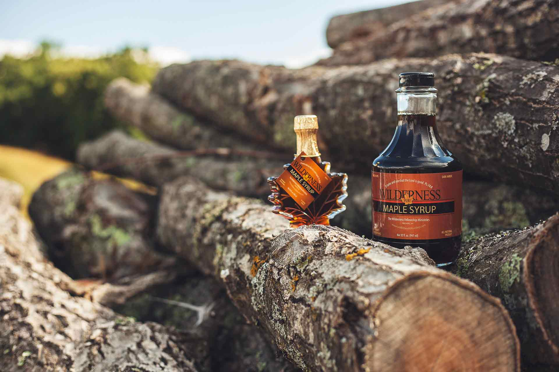 Wilderness Maple Syrup