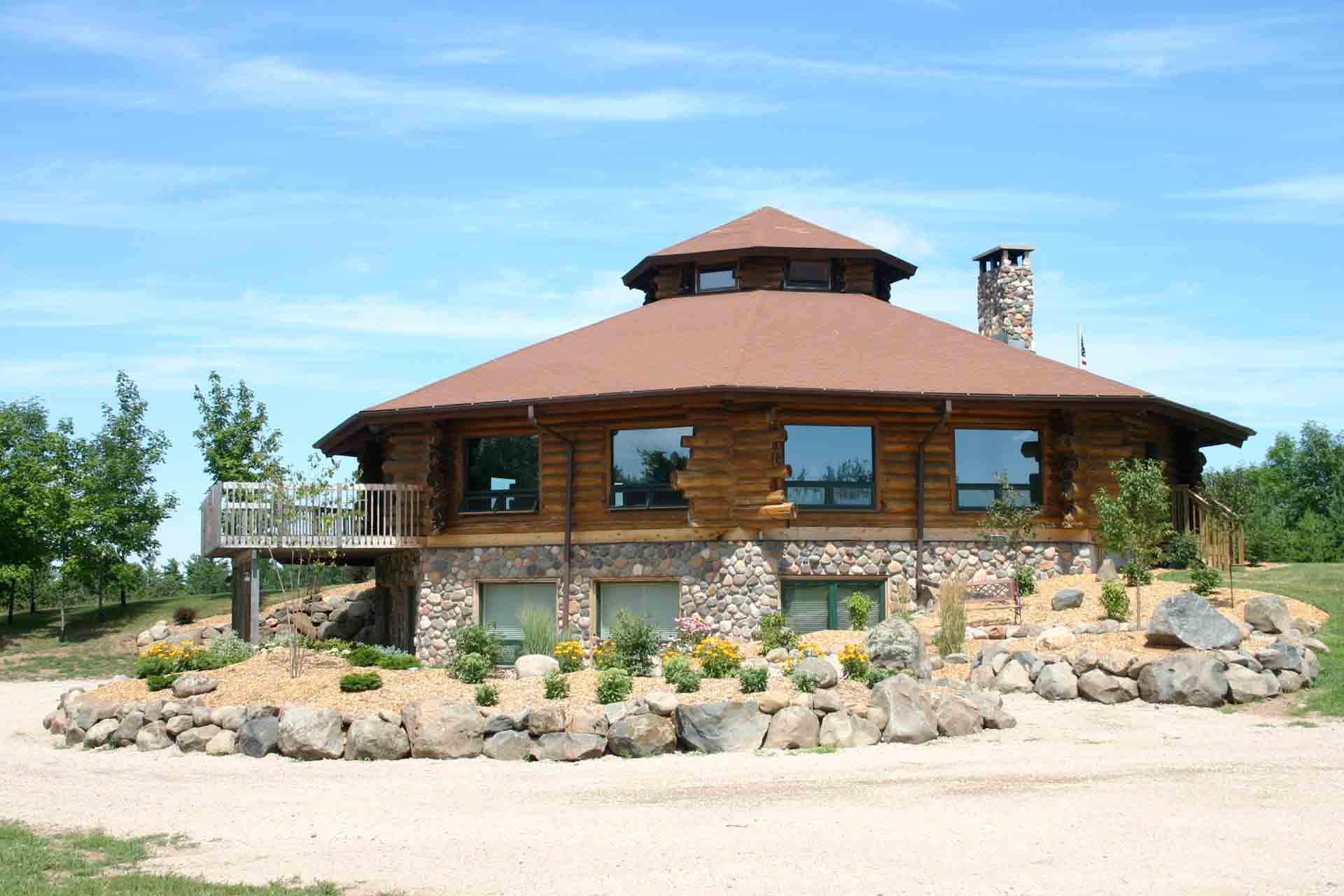 Wilderness Fellowship Retreat / Meeting Facilities - Where groups can meet and enjoy the panoramic beauty of God's creation