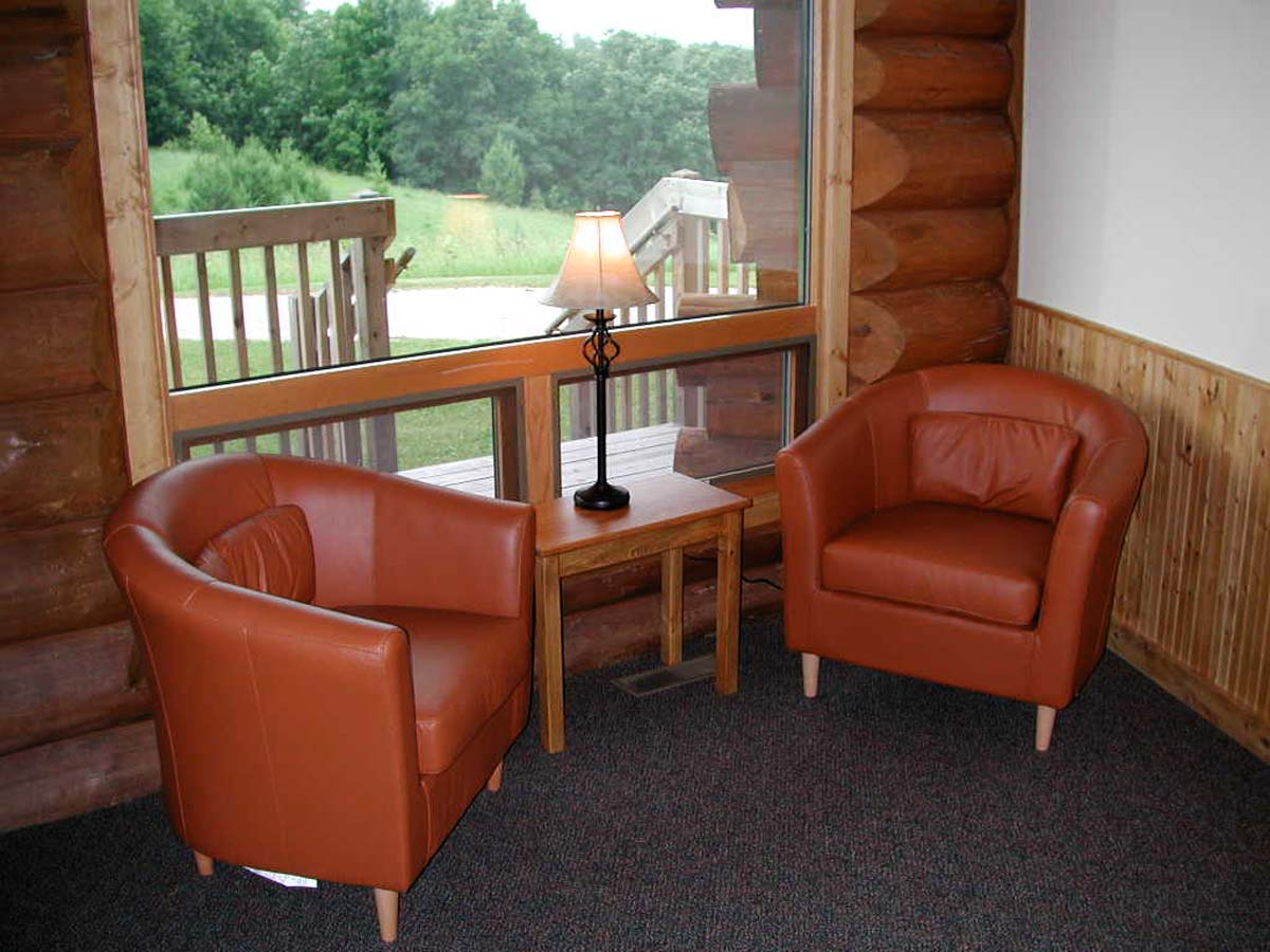 Johnson Hall Conversation Nook