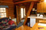 prayer cabins Klawitter Prayer Cabin Front Door