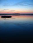 Sunrise at Spirit Lake