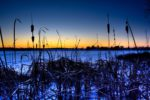 Sunset Beauty at Rice Lake