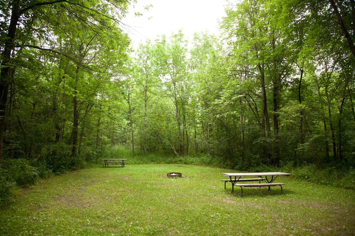 Campsites - The Wilderness Fellowship Ministries