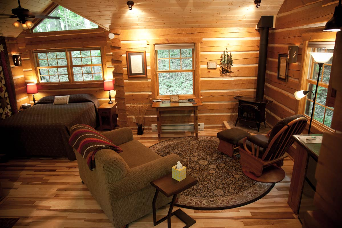 Besel Prayer Cabin Cozy Comfortable Living Area The