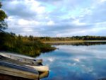 Wilderness Fellowship Canoeing and Fishing!