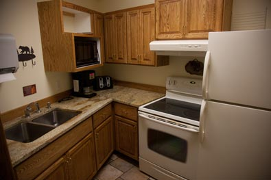 Couples Room-Kitchenette