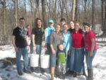 Maple Syrup Volunteers