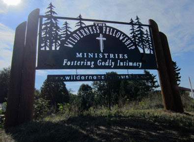 TWFM Entrance Sign