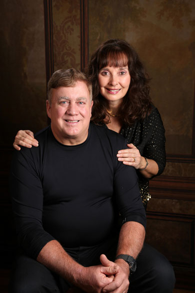 Wilderness Fellowship Board Member Keith Brask with wife Cindy