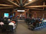Wilderness Fellowship Prepare Series Attendees in Johnson Hall