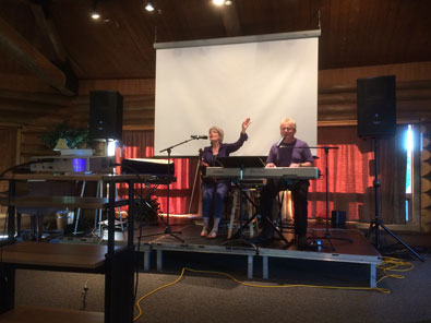 Wilderness Fellowship Prepare Series Worship Time