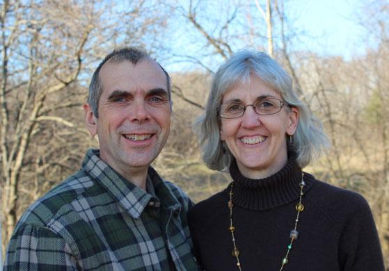 Wilderness Fellowship Staff Member Cheryl Liesch and husband Chuck