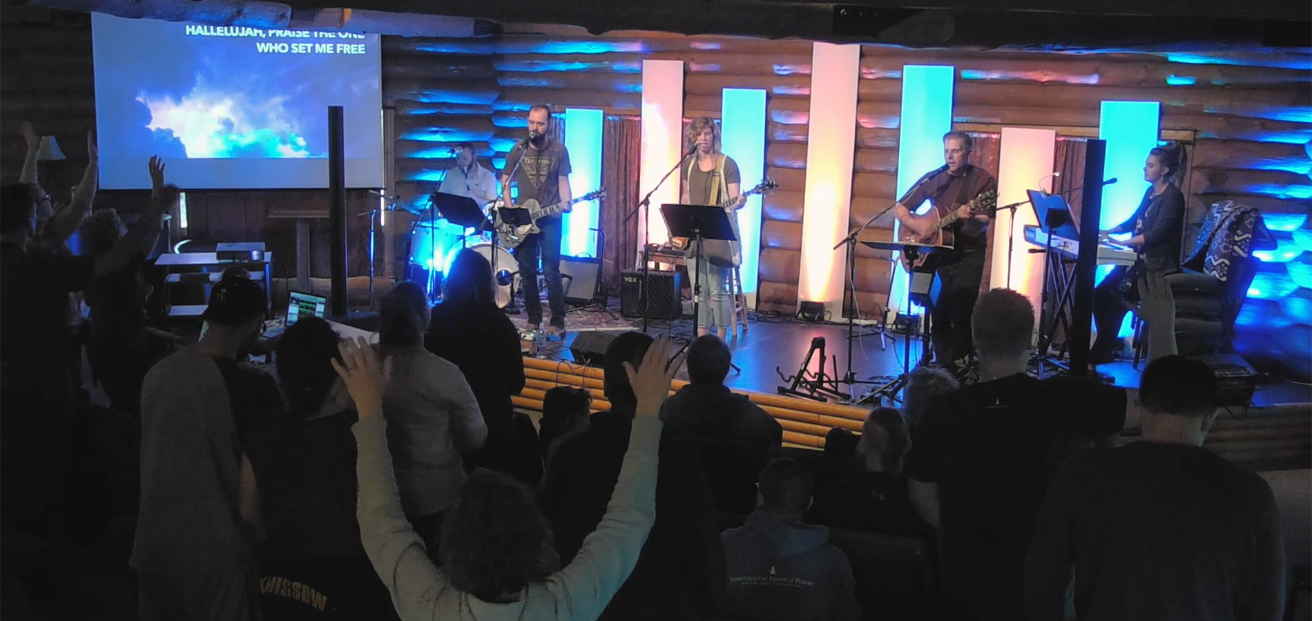Wilderness Worship facebook livestream