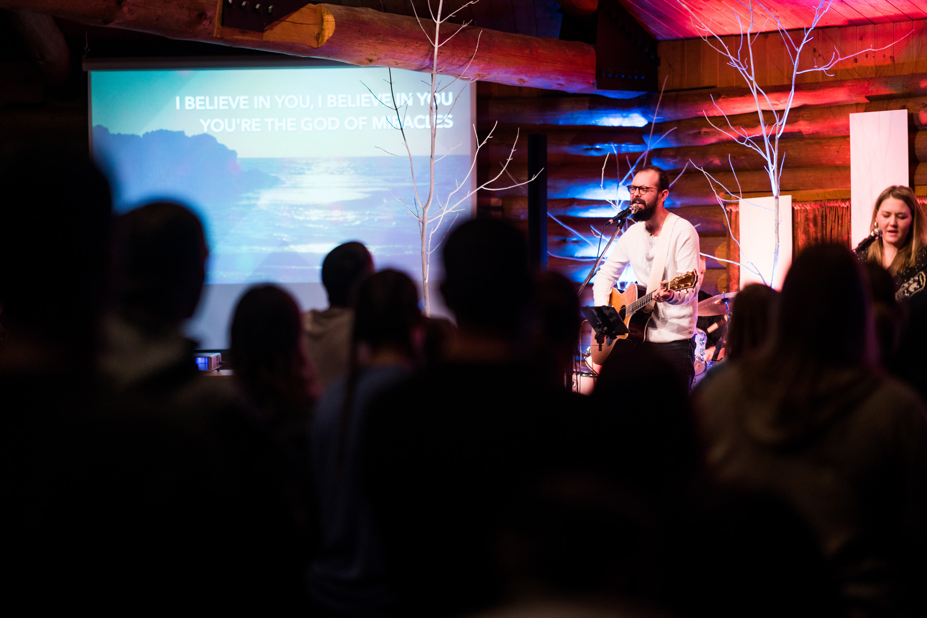 Wilderness Worship Night