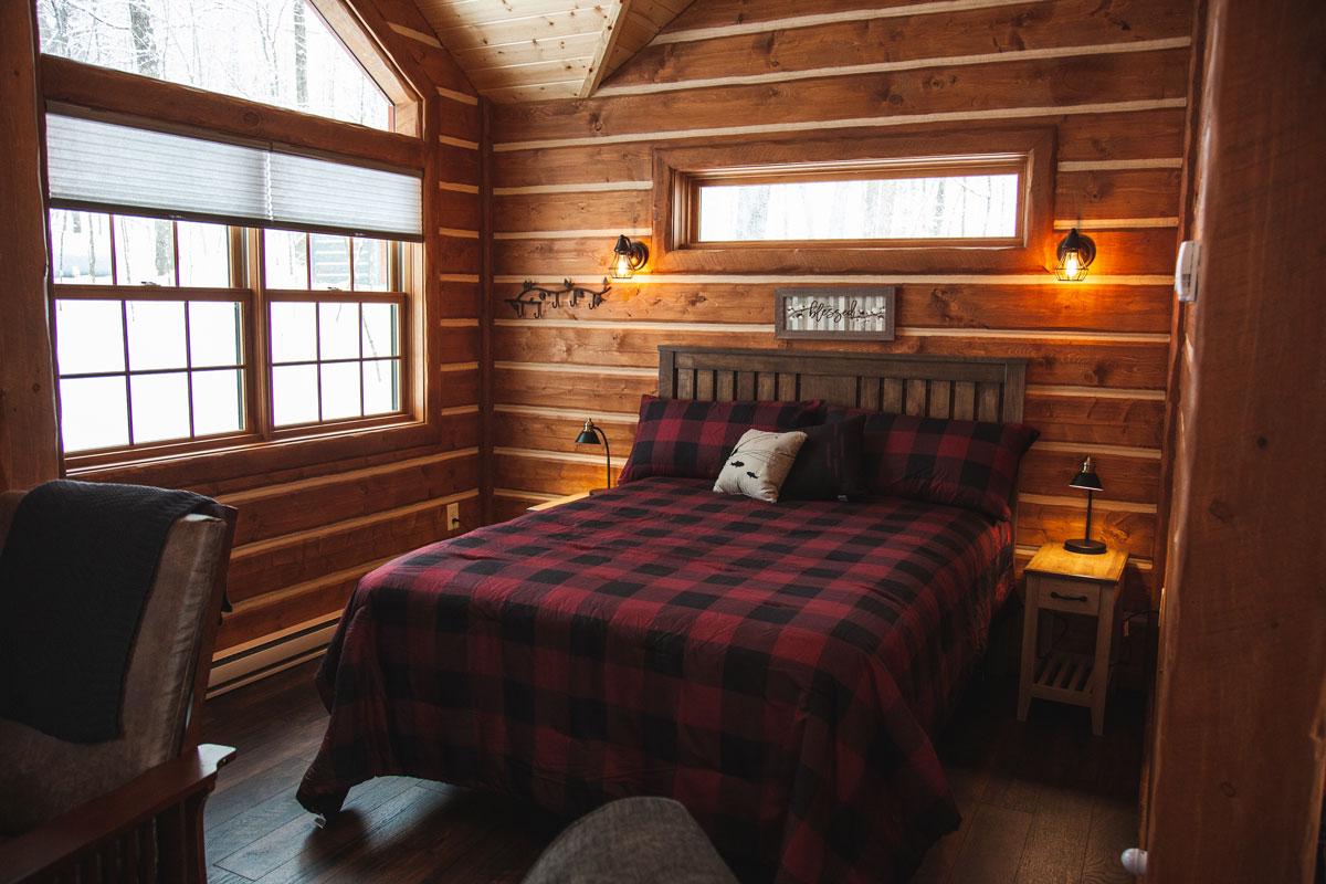 Mercy Prayer Cabin - The Wilderness Fellowship Ministries