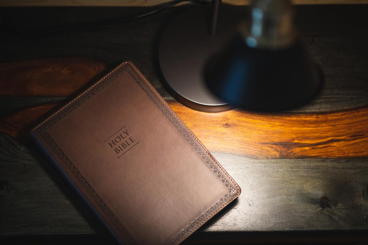 whisper prayer cabin bible